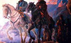 Conmemorando el aniversario del inicio del Estado peruano